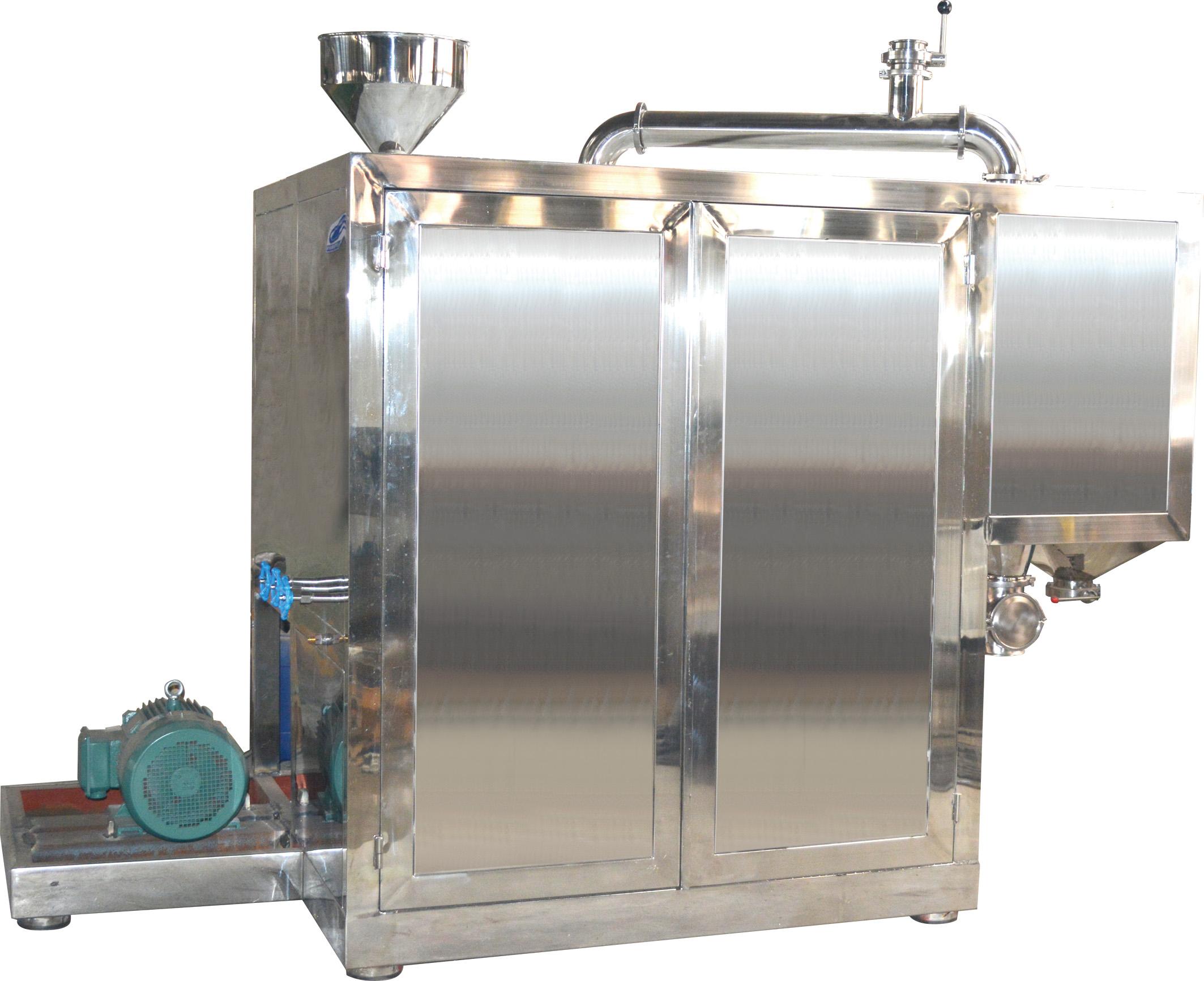 液氮冷冻粉碎机